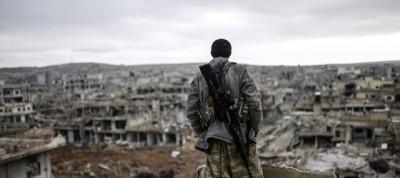 Kobane dopo l'assedio