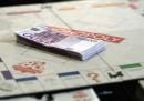 Hasbro ha prodotto 80 scatole del Monopoli con soldi veri al posto delle banconote di gioco