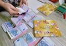 Distribuzione soldi monopoli
