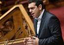 I soldi che Tsipras vuole dalla Germania