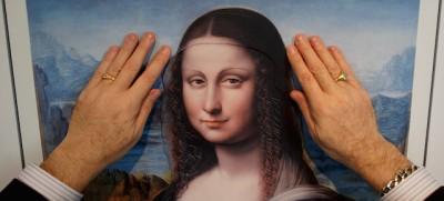 I quadri per non vedenti al Prado di Madrid