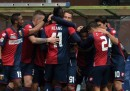 Serie A, risultati e classifica della 23esima giornata