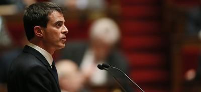 Il governo Valls si gioca tutto