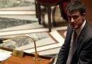 Il governo Valls è salvo