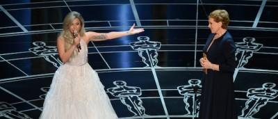 Lady Gaga agli Oscar - video