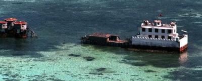 La Cina sta costruendo isole artificiali in un arcipelago conteso