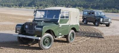 Storia del Land Rover, che non si farà più