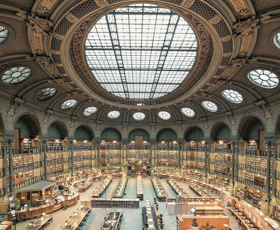 Biblioteche - Franck Bohbot
