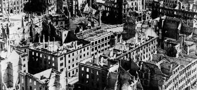 Il bombardamento di Dresda, 70 anni fa