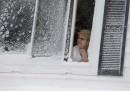 Nevicata Boston