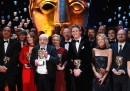 Le foto più belle dei BAFTA