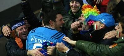 L'Italia ha vinto una partita del Sei Nazioni