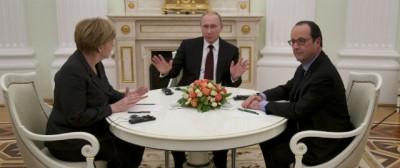 Nessun accordo sull'Ucraina, per ora