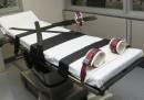 L'Ohio ha rimandato tutte le esecuzioni del 2015