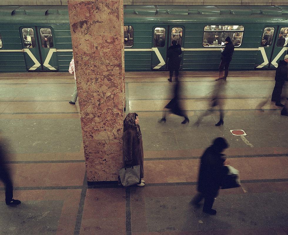 Metro Mosca - 12