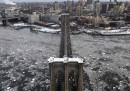Le nuove foto spettacolari di Manhattan ghiacciata