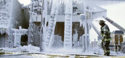 Fuoco e ghiaccio a Philadelphia