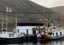 Il successo dell'industria di salmone delle Fær Øer