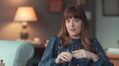 Due cortometraggi con Dakota Johnson