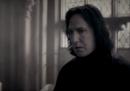 La storia di Severus Piton in ordine cronologico