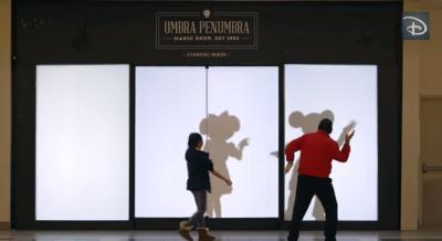 L'ombra della Disney