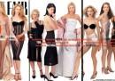 Le copertine hollywoodiane di Vanity Fair