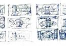 Alessandro Volta e i disegni per il doodle di Google