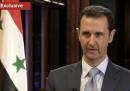 L'intervista di BBC con Bashar al Assad
