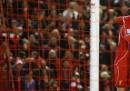 Il primo gol di Balotelli con il Liverpool