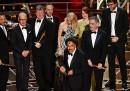 Oscar 2015, tutti i vincitori dei premi