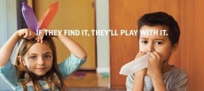 La campagna che invita i genitori che hanno armi a tenerle chiuse a chiave