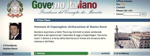 I 240 siti web del governo il post for Sito governo italiano