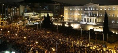 Una giornata complicata per la Grecia
