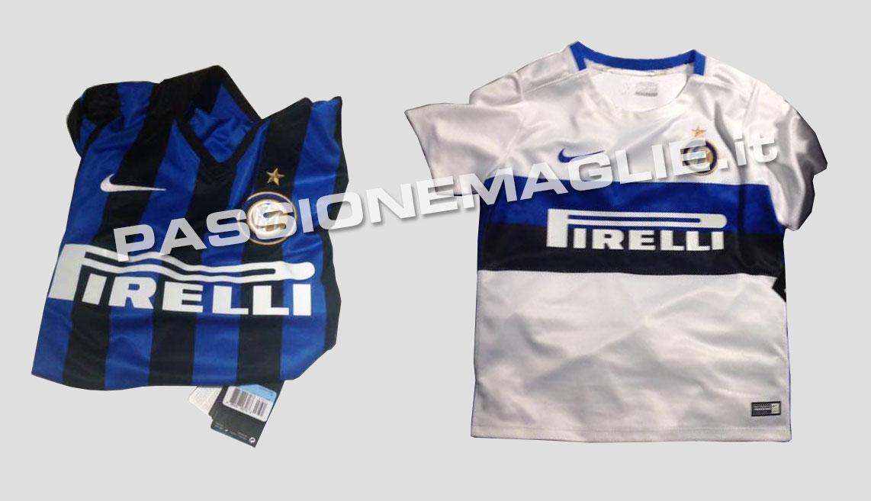Seconda Maglia Inter Milan ufficiale