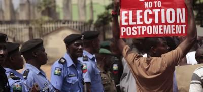 Le elezioni in Nigeria sono state rimandate