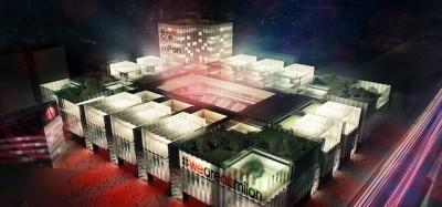 Come sarà (forse) il nuovo stadio del Milan