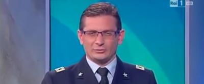 L'orgoglio del tenente colonnello Petrucci