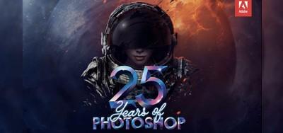 Oggi Photoshop compie 25 anni