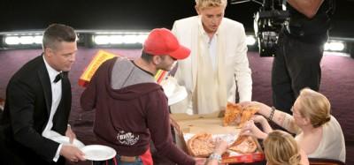 La pizzeria delle pizze consegnate agli Oscar, un anno dopo
