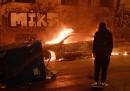 Le proteste ad Atene contro il governo