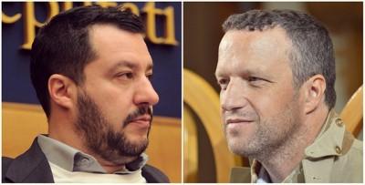 Perché Salvini e Tosi litigano