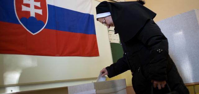 SLOVAKIA-POLITICS-RIGHTS-HOMOSEXUALITY-SOCIAL