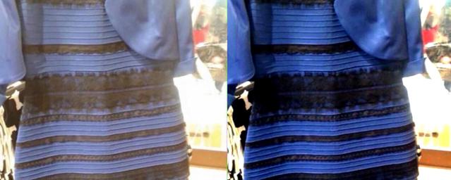 Vestito blu e nero tumblr
