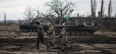 La battaglia di Debaltseve