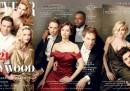 La copertina di Vanity Fair dedicata agli Oscar