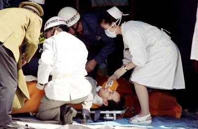 Attacco sarin Tokyo