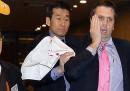 L'ambasciatore americano in Corea del Sud è stato aggredito