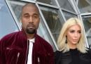 """La  canzone di Kanye West per Kim Kardashian: """"Awesome"""""""