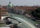 Santiago Calatrava è stato assolto per il ponte di Venezia