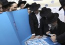 Si vota in Israele